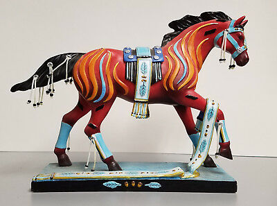 Trail Of Painted Ponies Keeper Of The Sacred Fire  2009 Artist Cheryl Harris