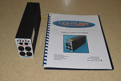 Lightloc 8X00051-004-Rc Express Perimeter Protection System W/ Manual