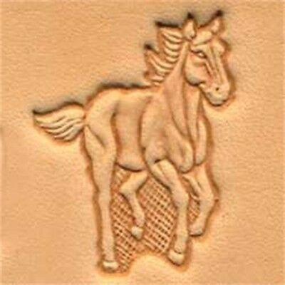 Running Horse 3d Leather Stamping Tool - Craf Stamp 8831100