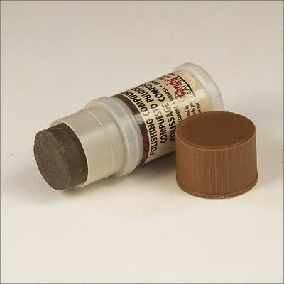 1.5oz Brown Leather Polishing Compound - 1.5 Oz. Tandy Craft 3324-04 Smooth