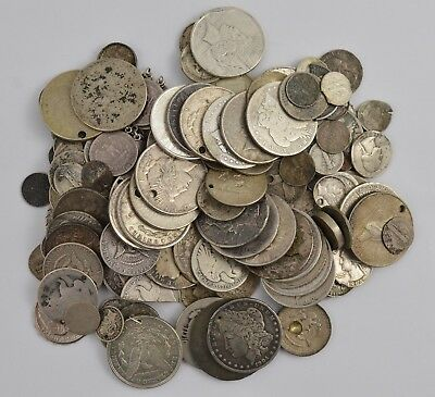 Junk Silver 90% Silver Coins - 48.8 Troy Oz US Coin Collection *5488