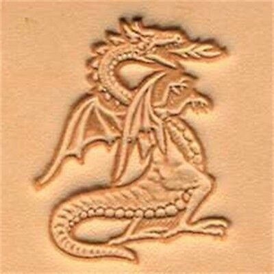 Dragon 3d Leather Stamping Tool - Craf Stamp 8842300