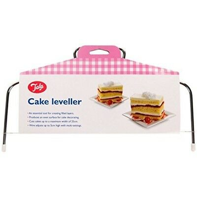 Tala Cake Leveller - Cutting Layers Adjustable Wire Slicer 25cm