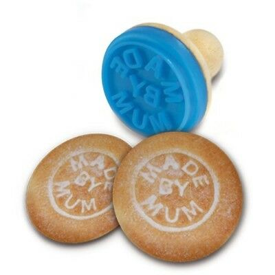 Set Of 4 Home Baked Cookie Stamps - Eddingtons Biscuit Pastry Icing