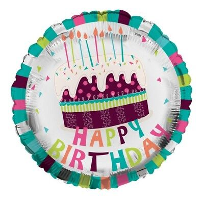 Creative Collection Balloon Foil - Happy Birthday - Party Decoration Helium