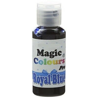 Magic Colours Royal Blue Pro - Concentrated Colouring Pigment 32g