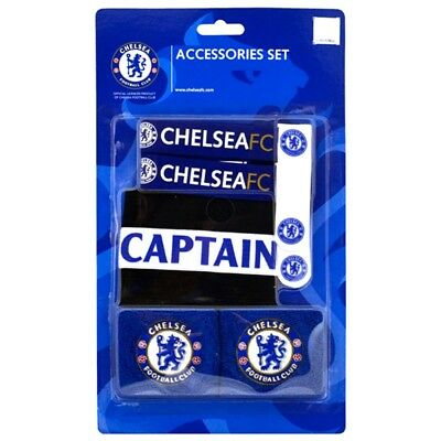 Chelsea Fc Accessory Set - Blue - Accessories Football Official Club