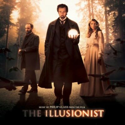OST/ Various - The Illusionist (Philip Glass) Vinyl Maxi AT THE MOVIES NEU