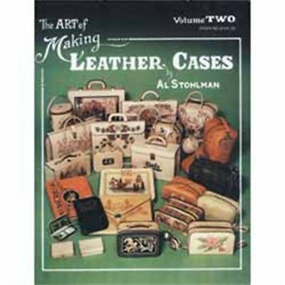 The Art Of Making Leather Cases Book Volume Ii - Vol 2 Al Stohlman