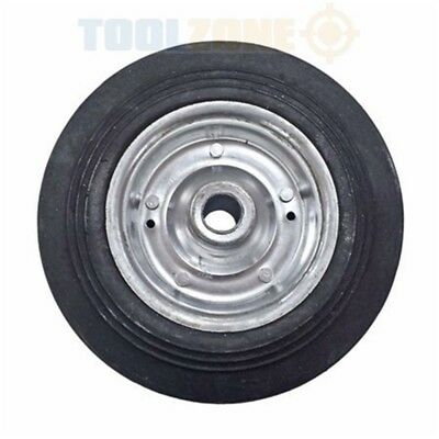 Toolzone Replacement Spare Wheel 200mm x 40mm For Jockey Wheel Rm016 & Similar