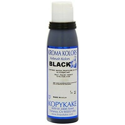 Kopykake Airbrush Colour Black