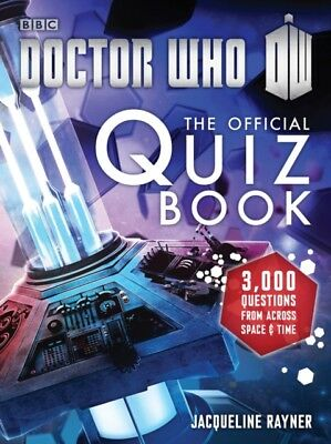Doctor Who: The Official Quiz Book (Doctor Who (BBC)) (Paperback)...