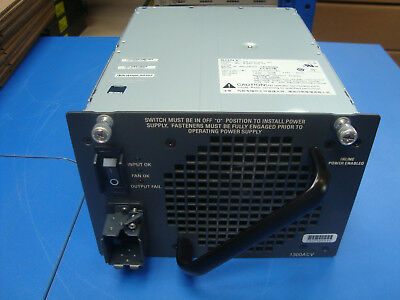 CISCO PWR-C45-1300ACV Cisco Catalyst 4500 1300W AC Power Supply