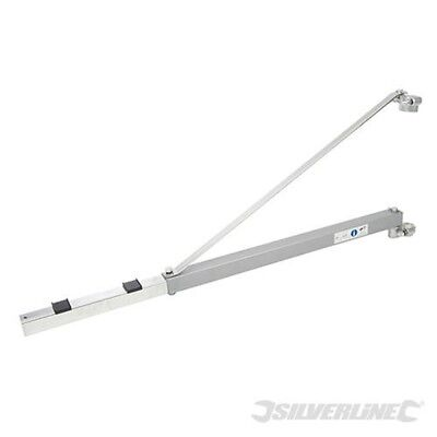 Silverline Hoist Support Arm 600kg Max Load - 407455 Electric