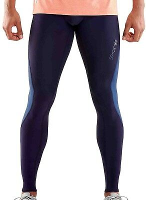 d036f30dcb5bc SKINS DNAMIC MENS Compression Sports Running Gym Long Sleeve Top ...