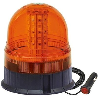 Maypole Mp4091 LED Hazard Warning Beacon Magnetic, 12/24 V - Magnetic 1224 R10