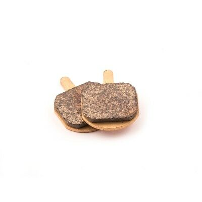 Clarks Sintered Disc Brake Pads W/ Carbon For Hayes Sole/gx-2/mx (2/3/4) - W