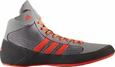 adidas HVC 2 Wrestling Shoes - Grey