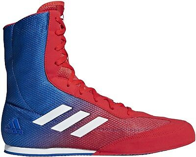 adidas Box Hog Plus Boxing Shoes - Red
