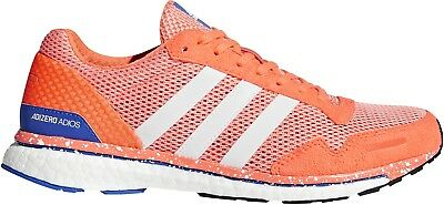 the best attitude 453a4 e640b adidas Adizero Adios 3 Boost Womens Running Shoes - Orange