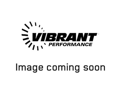 Vibrant ALUMINIUM REDUCER ADAPTER FITTING 8AN FEMALE TO -6AN MALE) fitting, 10