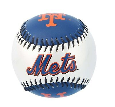 Franklin MLB Team Soft Strike® Baseballs - New York Mets - Baseball
