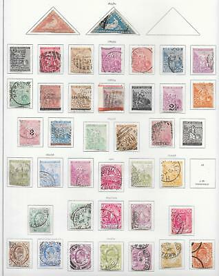 Cape of Good Hope stamps Collection of 39 CLASSIC stamps HIGH VALUE!
