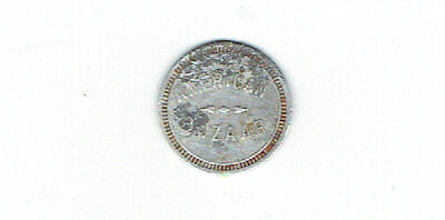 American Bazaar Representing 25 cents Purchase Token - St Catharines, Ontario