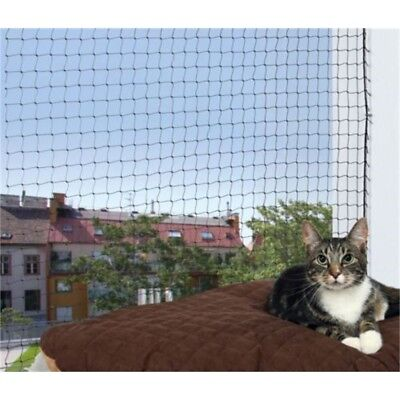 Trixie Protective Net, 8 x 3 M, Black - Safety Nets Cats Mass Item 44341 From