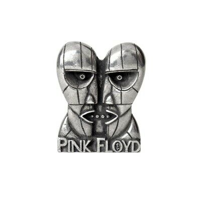 Pink Floyd Division Bell Pin Badge - Alchemy Pewter Heads Band