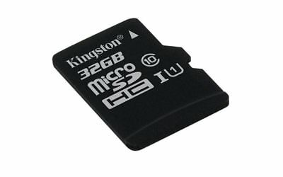 Kingston Canvas Select 32GB Micro SD Card Only