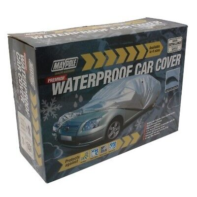 Car Cover - Superior Water Proof + Vents (x - Large) Dp - Maypole Fits Premium
