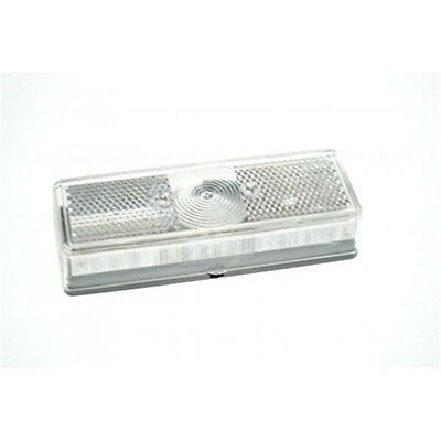 Lamp - Clear Front Marker Bk (v903/6) - Maypole V9036 Mp8185b Radex Reflector