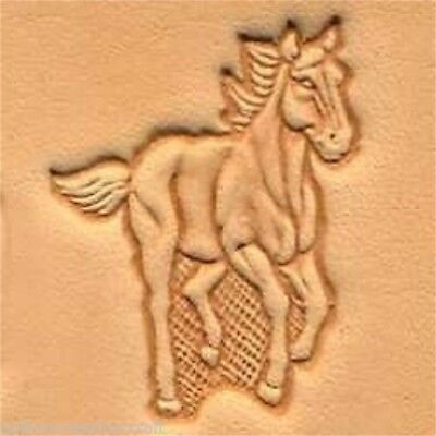 Mini 3d Stamp Running Horse - Craftool Leather 882300