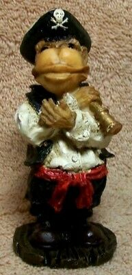 "Comic ""CHIMPANZEE PIRATE"" FIGURINE"