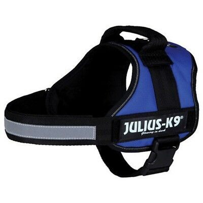 Julius-k9 Powerharness, Blue, Size Mini - Harness Dog K9 Juliusk9 Power