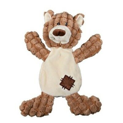 Bear Dog Toy In Plush, Large 30cm - Without Filling (dangly Animal) - Trixie 30