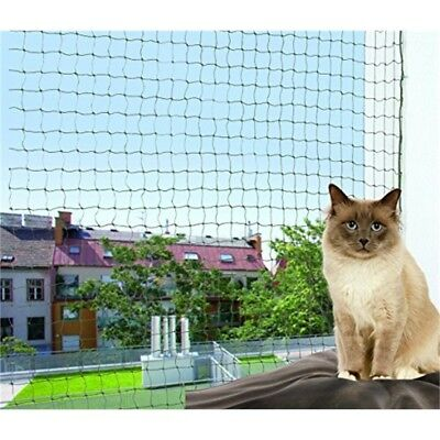 Trixie Protective Net Woven In Wire, 6 x 3 M, Olive Green - Wire M Cats Safety