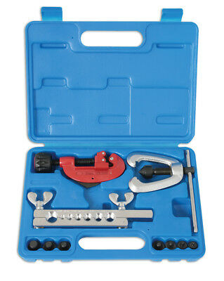 SUPER SALE! COMPREHENSIVE TOOLKIT 10 PIECE Brake Pipe Flaring Flare Tool