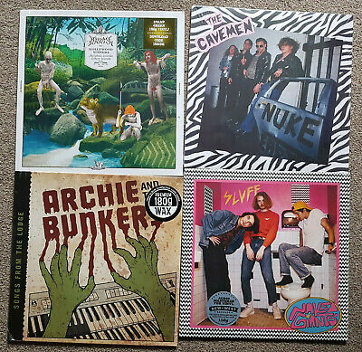 Indie, Alternative, Folk Rock Lp Vinyl Record Collection New Sealed! Lot Bundle