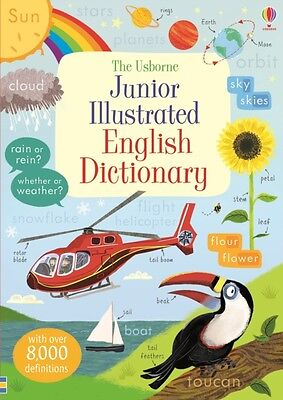 Junior Illustrated English Dictionary (Illustrated Dictionaries a...