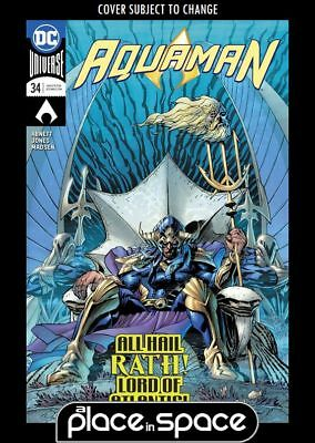 Aquaman, Vol. 8 #34A (Wk12)