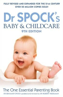 Dr Spock's Baby & Childcare 9th Edition (Paperback), Spock, Dr. B...