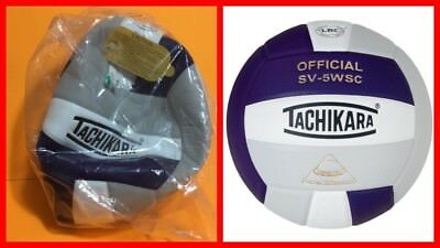 Tachikara SV-5WSC Sensi Tec Composite High-Performance Volleyball NWT