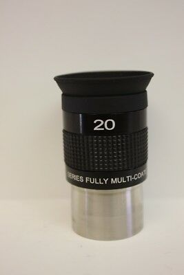 "Bresser - Explore Scientific 1.25"" 20mm 70 Degree Series Telescope Eyepiece"