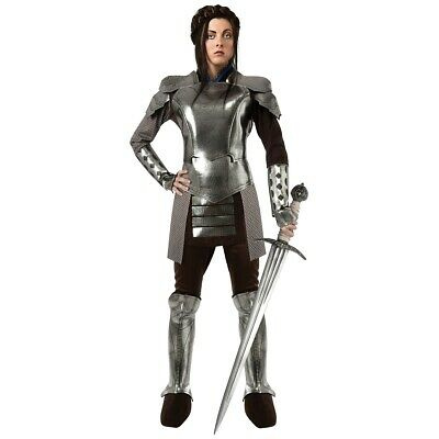 Knight Costume for Women Adult Renaissance Medieval Game of Thrones Fancy Dress