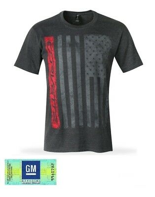 C7 Corvette Patriot T-Shirt - From the American Legacy Collection - Heather Gray