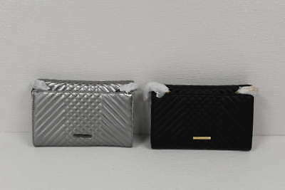 Lot of 2 Vince Camuto Fayna Foldover Clutches