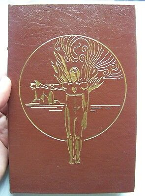 EASTON PRESS Ltd. Ed. THE DEMOLISHED MAN By ALFRED BESTER Leather Bound
