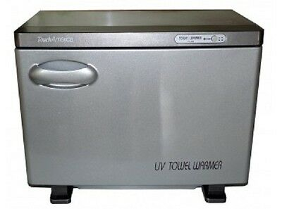 Touch America Salon Spa 18 Liter Standard Hot Towel Sanitizer Warmer Cabinet